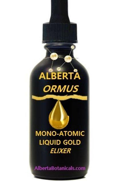 ALBERTA ORMUS ~ Liquid Gold Elixir💥