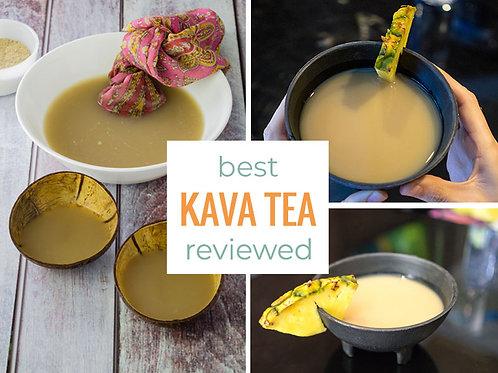 KAVA CHAI TEA~ Loose Blend