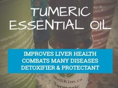 Tumeric Essential Oil