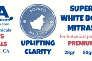SUPERIOR WHITE BORNEO  MitraSpec