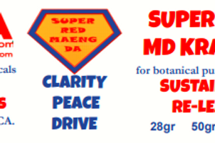 SUPER RED MEANG DA  MitraSpec