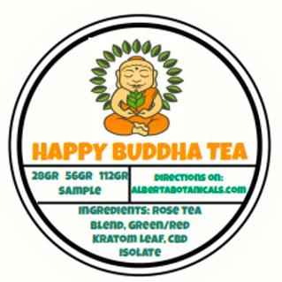 HAPPY BUDDHA ~ Loose Tea Blend