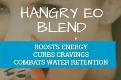 HANGRY ESSENTIAL OIL BLEND •100% Pure & Natural