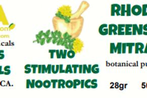 Rhodiola Greens~MitraSpec Blend