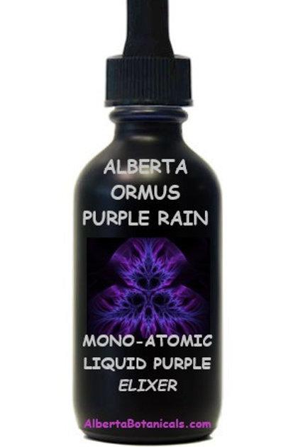 ALBERTA ORMUS GOLD~Purple Rain