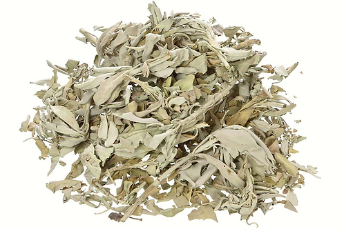 White Alberta Sage (Whole Loose Leaves)-MEDICINAL SMOKE