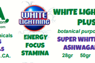 White Lightning PLUS~Ashwagandha Blend