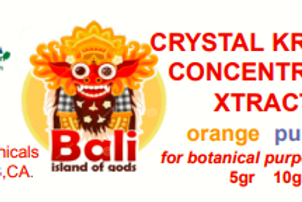 CRYSTALIZED MITRASPEC~ Concentrated Xtract 25x