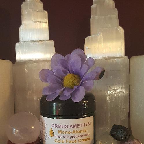 ORMUS AMETHYST~Anti-Aging Skin Cream