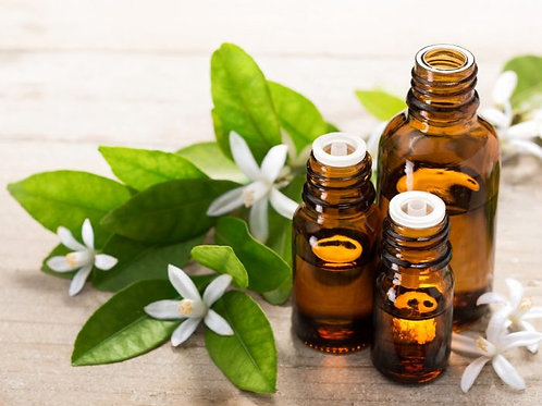 Neroli Essential Oil- (Citrus x aurantium) 100% Pure and Natural