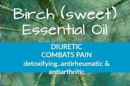 Birch Essential Oil Sweet (Betula lenta) •100% Pure & Natural