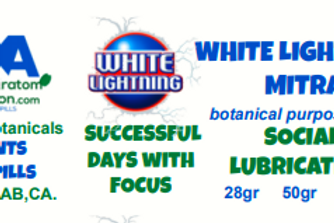 White Lightning~ MITRASPEC ULTRA