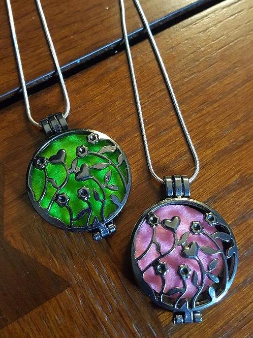 Aromatherapy Lockets-Necklaces-Random