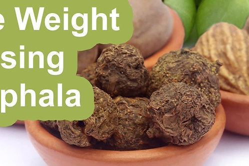 TRIPHALA POWDER-WEIGHT LOSS