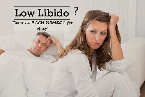LOW LIBIDO-Bach Flower Remedy-20ml