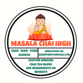 Masala Chai High ~ Loose Tea Blend