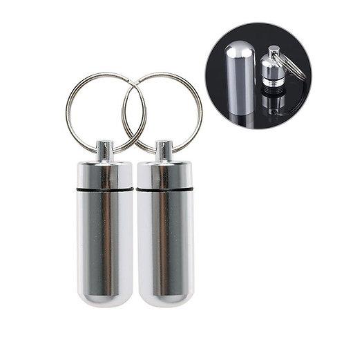 Aluminum Portable Herb/Medicine Carrier