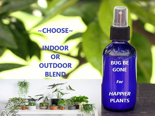 All NATURAL Plant Sprays