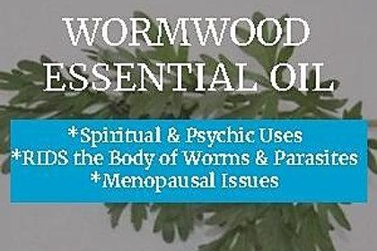 Wormwood Essential Oil (Artemisia Absinthium)