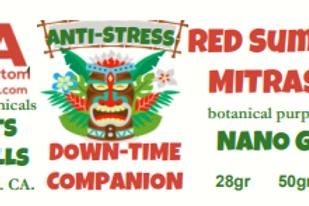 RED SUMATRA~ MitraSpec