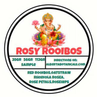 ROSY ROOIBOS ~ Loose Tea Blend