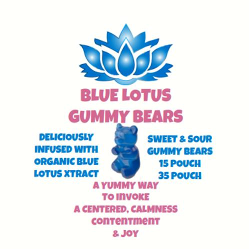 BLUE LOTUS Gummy Bears