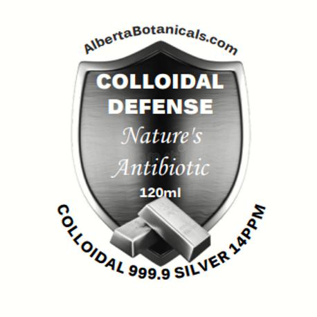 COLLOIDAL SILVER~ 14ppm