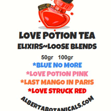 LOVE POTION ELIXIR TEAS~KEEPING THE SALE PRICE!