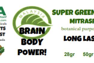 SUPER GREEN MALAY MitraSpec
