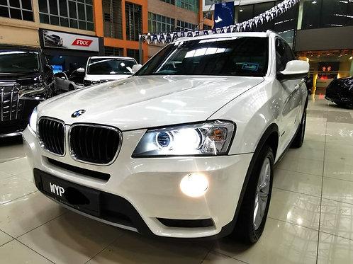 BMWX3 XDRIVE