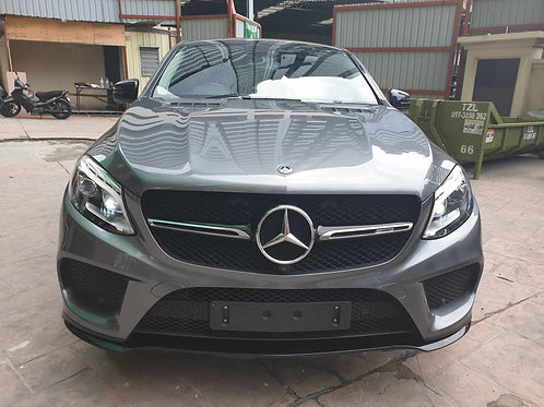 MERCEDES BENZ GLE43
