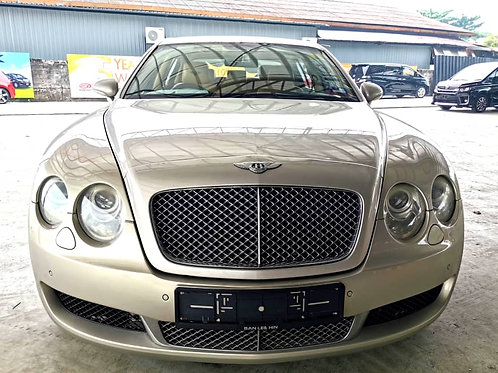 BENTLEY FLYING SPUR 6.0W