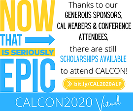 CALCON scholarships available.png