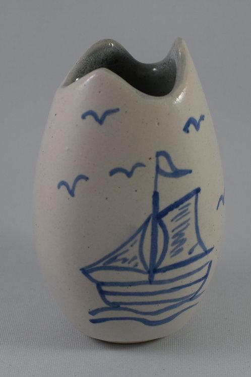 Sailing Small vase