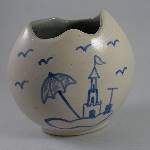 Sailing Small Purse vase