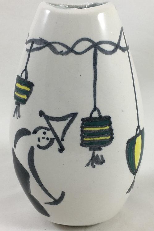 Vietnamese Festival Large Vase