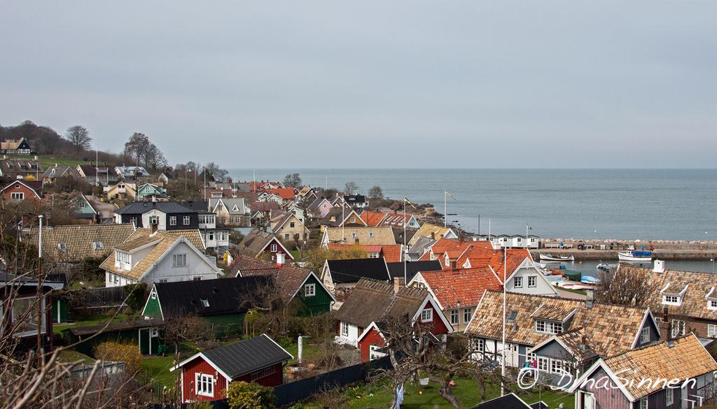 Vackra Arild Nordvästra Skåne