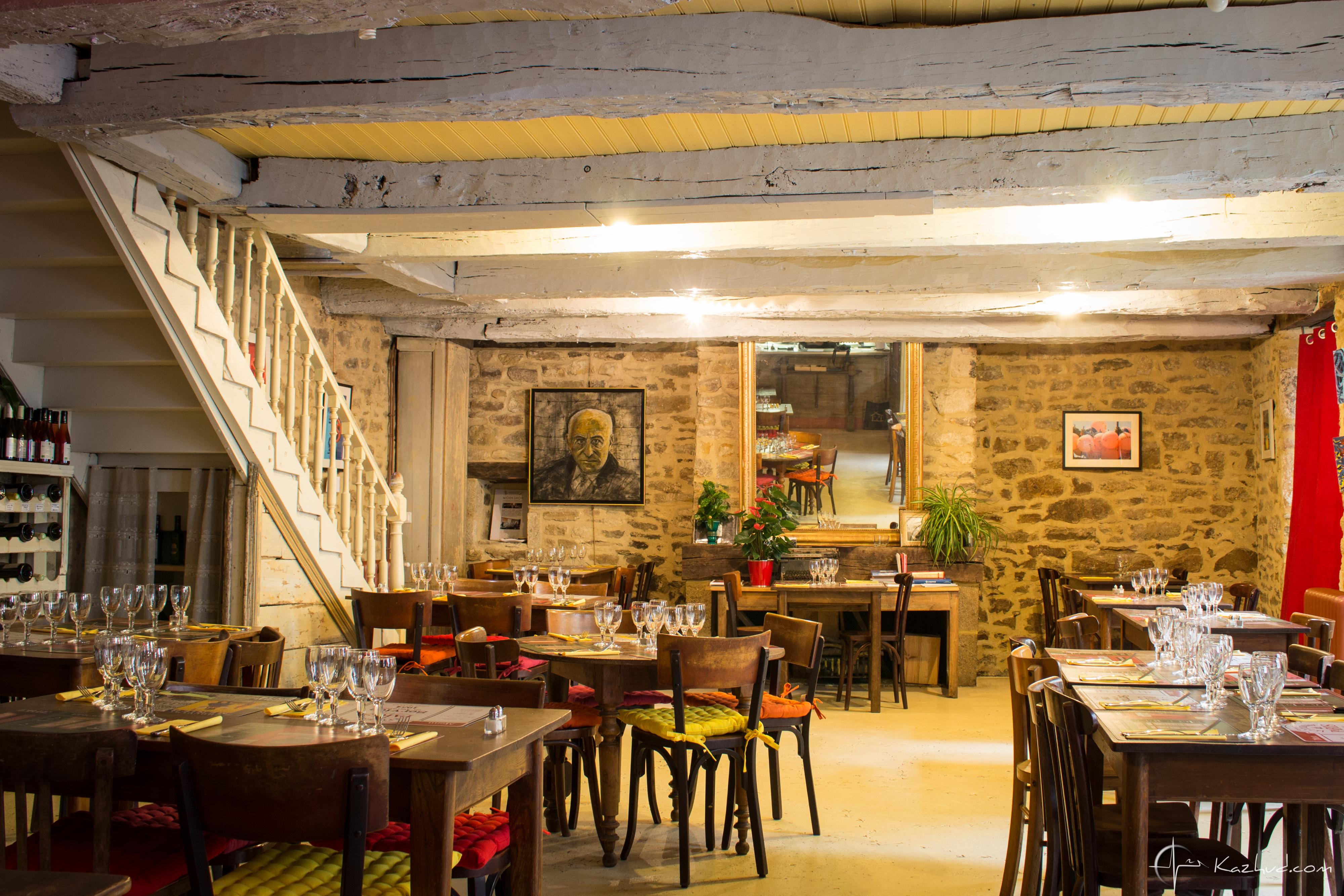 Restaurant Chez Max Quimper