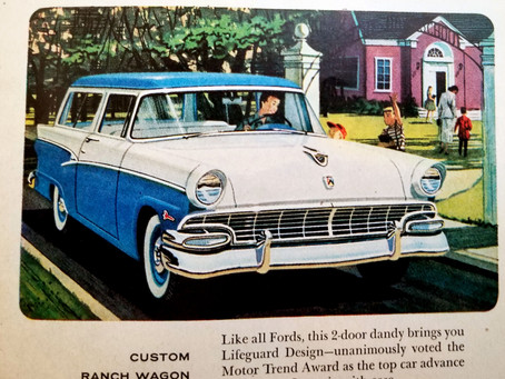"""""""Do-It-Alls"""" Station Wagons FORD"""