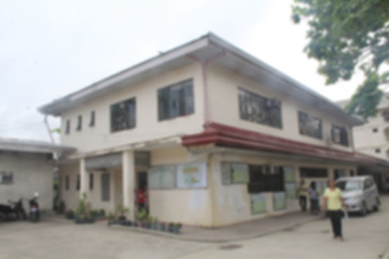 The building where the Office of Student Development and Wefare is located.