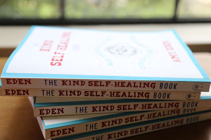 The Kind Self Healing Book