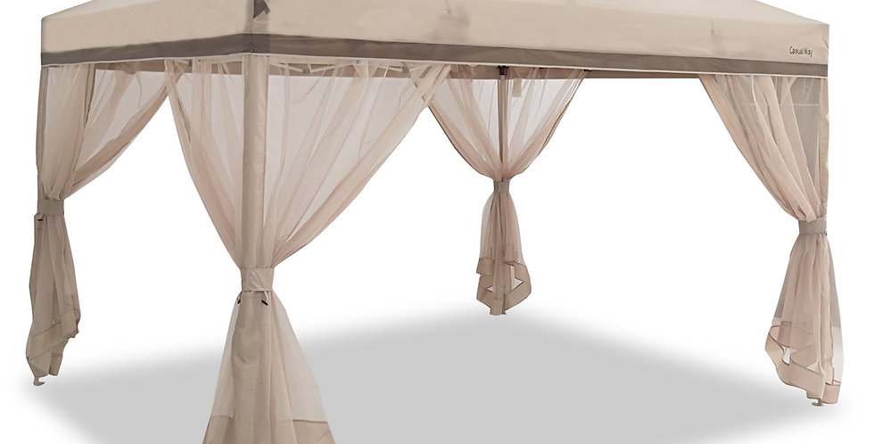 EzyFast Casualway 12'x10' Patio Garden Gazebo