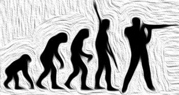 evolution_skydning_oilpaint.jpg