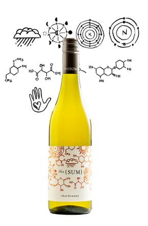 the {SUM} Chardonnay  더썸 샤도네이 2018