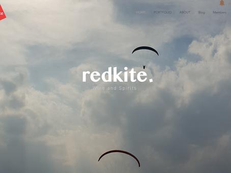 레드카이트 웹사이트 오픈