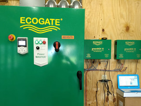 Weaver's Custom Woodworking Reduces Electricity Use with Ecogate