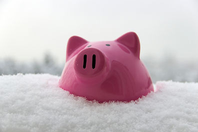Piggy Bank in Snow - Savings.jpg