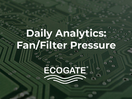 Daily Analytics Report - Fan/Filter Pressure
