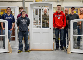 Madison Area Technical College saves electricity in Cabinetmaking Lab with Ecogate