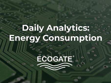 Daily Analytics Report - Energy Consumption